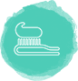 Oral care system category icon
